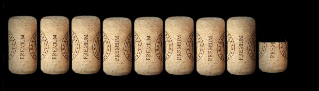 My rating - 8.5corks