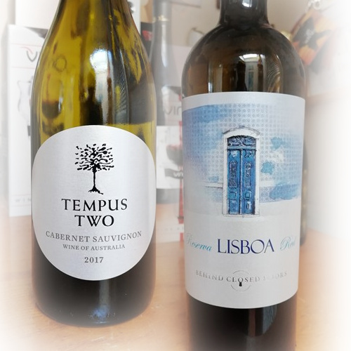 Tempus & Lisboa red wines