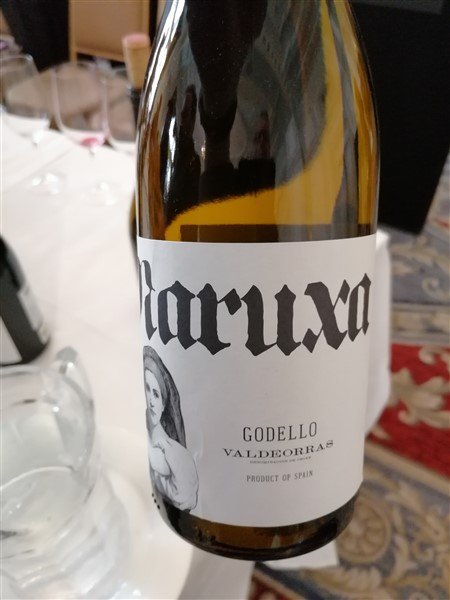Spanish Godello selection