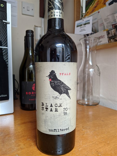 Black Star 2018 Unfiltered Red