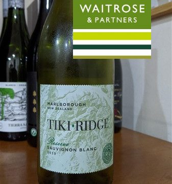 Tiki Ridge Marlborough Sauvignon Blanc